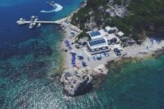 Moro beach Stupe island