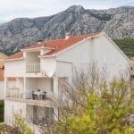 Apartments Darjan #1 Orebić house