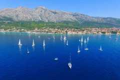 Sailing boats - Orebić